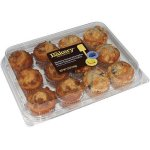 The Bakery Blueberry & Banana Mini Muffins, 12 oz, 12 Count