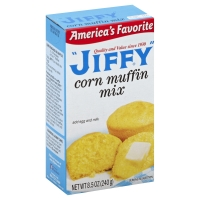 Jiffy Muffin Mix Corn
