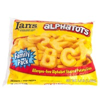Ian's Natural Foods Kids Alphatots Family pack