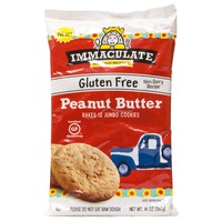 Immaculate Baking Co Immaculate Baking Gluten Free Peanut Butter Cookie
