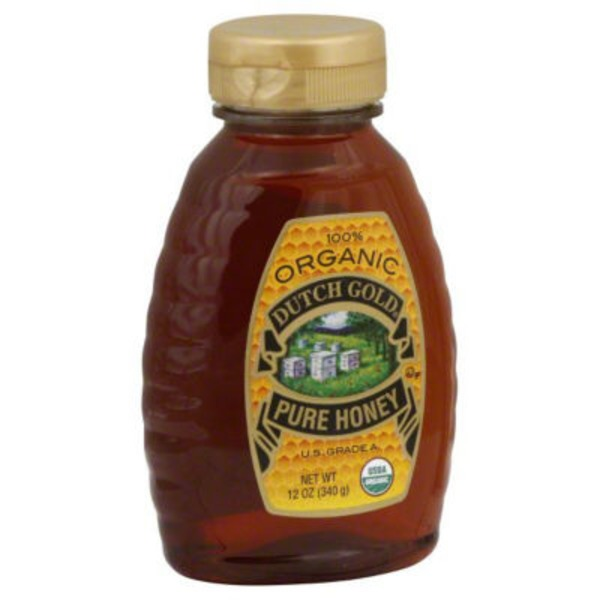 Dutch Gold Organic Premium Pure Honey