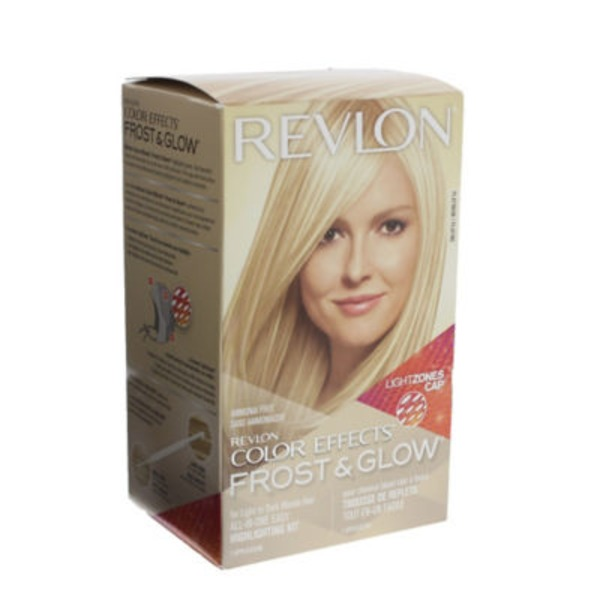 Revlon Color Effects Frost & Glow Platinum Highlights