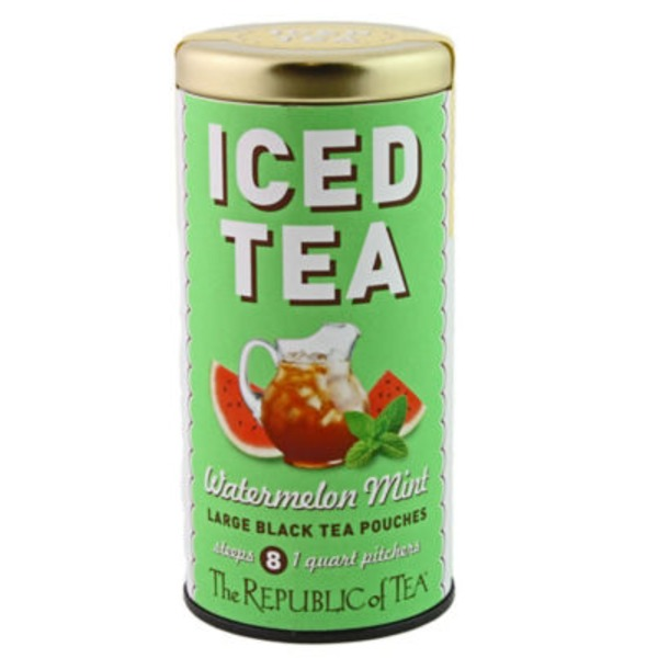 The Republic of Tea Watermelon Mint Iced Tea