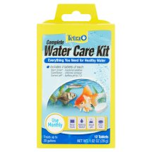 Tetra Complete Water Care Kit with TetraCare, 12 ct