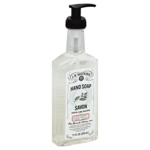 J.R. Watkins White Tea & Bamboo Hand Soap