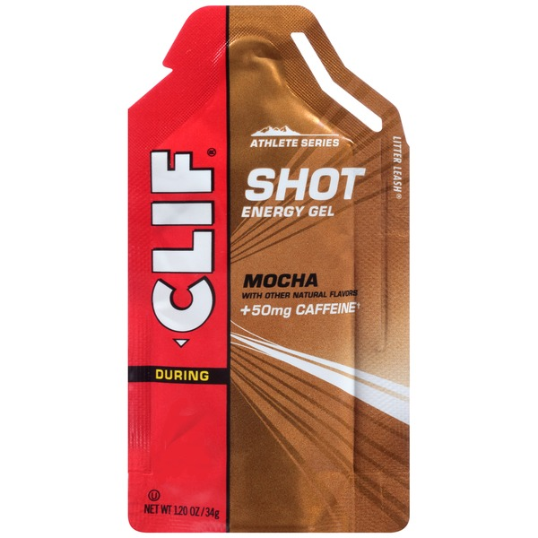 Clif Shot® Mocha Energy Gel