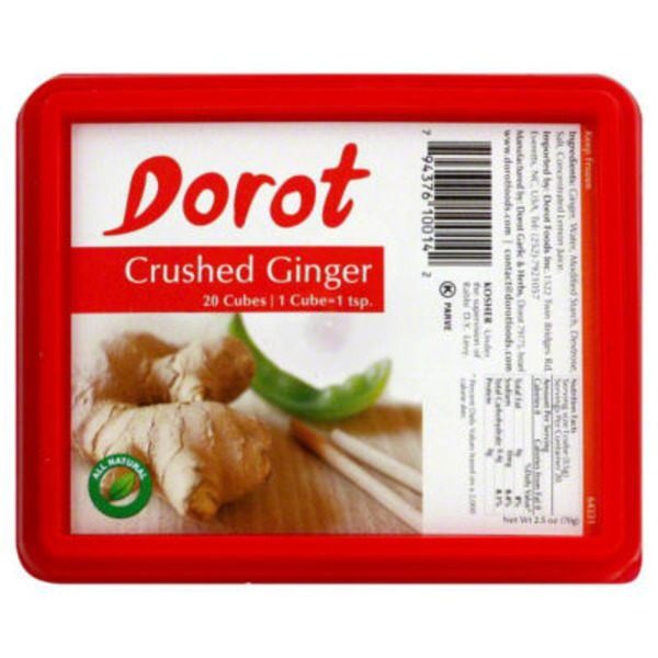 Dorot Crushed Ginger