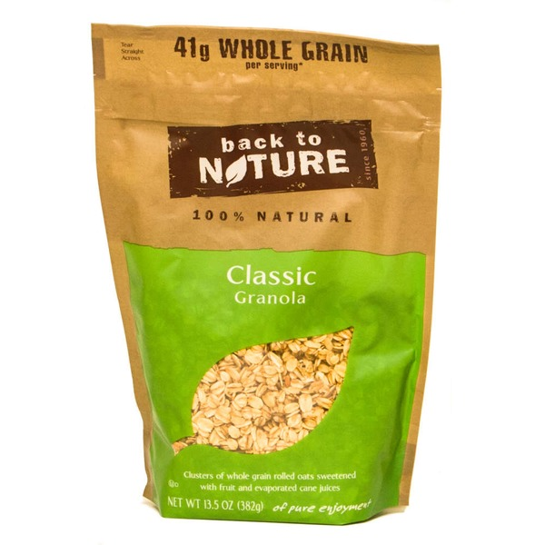 Back to Nature Granola Classic