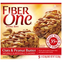 Fiber One Oats & Peanut Butter Chewy Bars