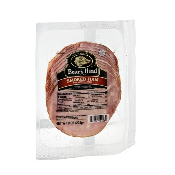Boar's Head Smoked Ham