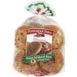 Pepperidge Farm Classic Onion Sandwich Buns w/Poppy Seeds, 15 oz