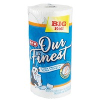 H-E-B Our Finest Paper Towels