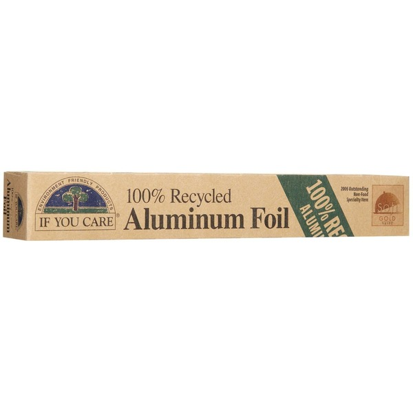 If You Care Aluminum Foil 50 Foot Roll