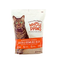 Whole Paws Chicken And Brown Rice Maintenance Formula