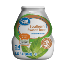 Great Value Drink Mix, Southern Sweet Tea, 1.62 Fl Oz, 1 Count