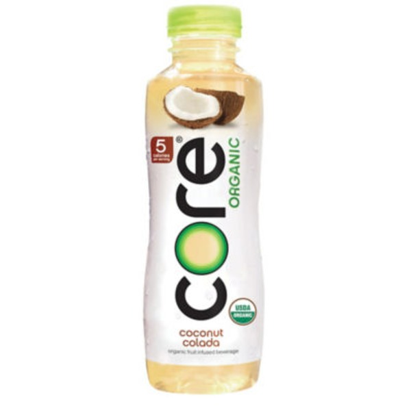 Core Organic Coconut Organic Fruit Infused Beverage