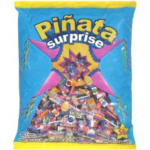 SONRICS CANDY PINATA BAG