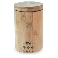 Now Bamboo Ultrasonic Oil Diffuser