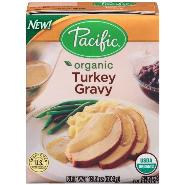 Pacific Organic Turkey Gravy