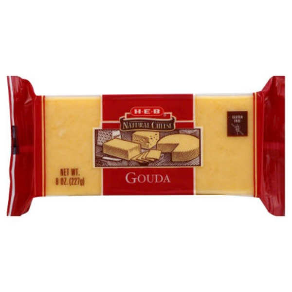 H-E-B Gouda Cheese