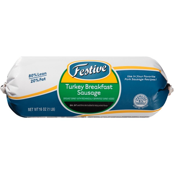 Jennie-O Turkey Breakfast Sausage