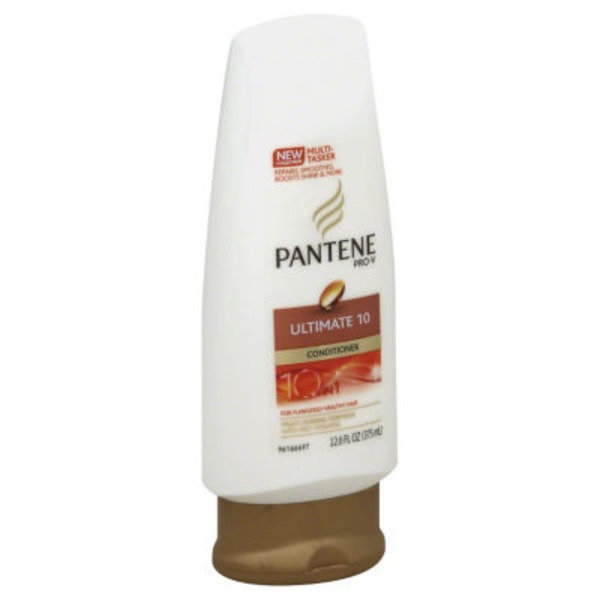Pantene Ultimate 10 Pantene Pro-V Ultimate 10 BB Conditioner 12 fl oz  Female Hair Care