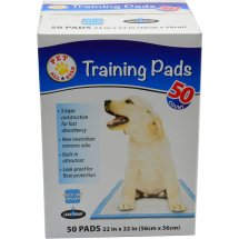 PET All Star Puppy Pads, 50 ct