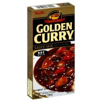 S&B Golden Curry Sauce Mix, Hot
