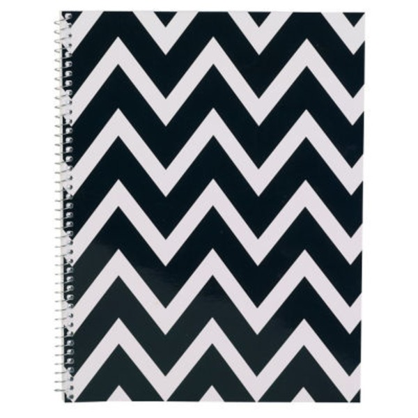 Studio C You Zig It 1 Subject Spiral Notebook Colors May Vary