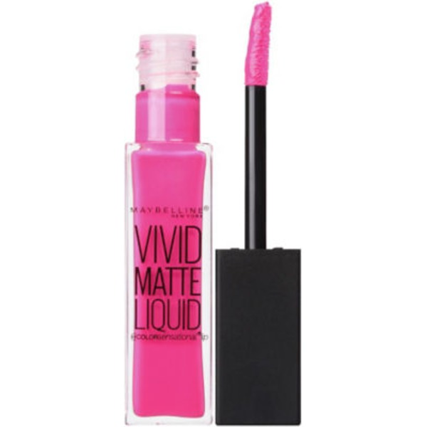 Color Sensational® 20 Electric Pink Vivid Matte Liquid
