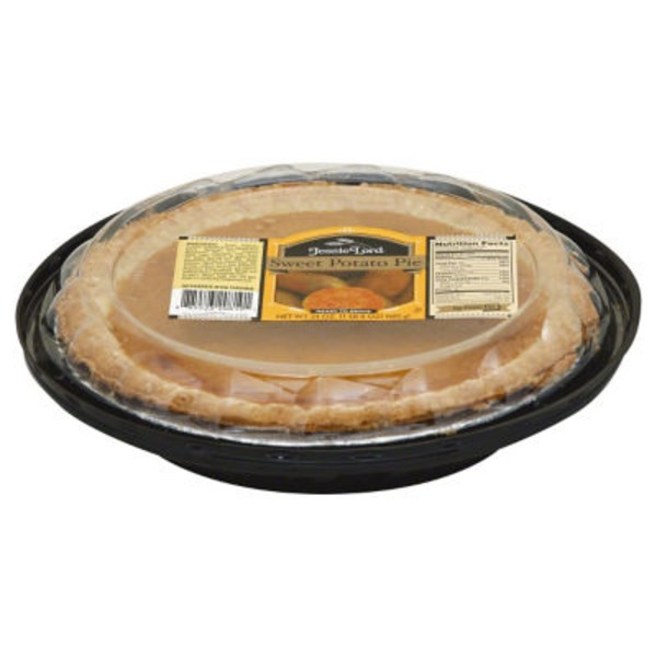 Jessie Lord Sweet Potato Pie
