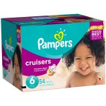 Pampers Cruisers Diapers, Size 6, 54 Diapers