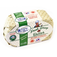 Isigny Sainte-Mère Fresh Spring Butter