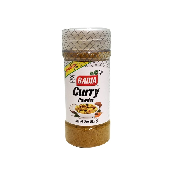 Badia Curry Powder, Jamaican Style, Bottle