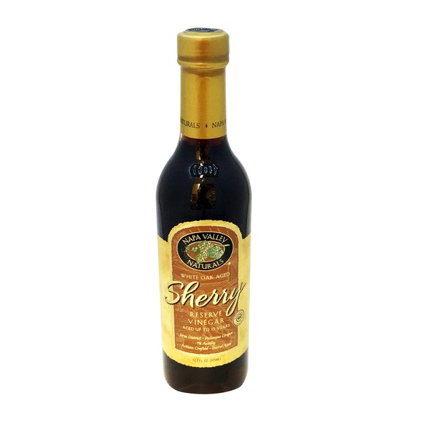Napa Valley Naturals Reserve Sherry Vinegar