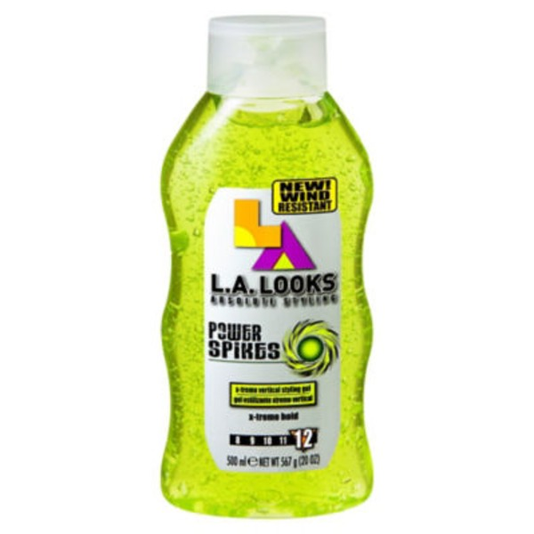 L.A. Looks Extreme Spikes Styling Gel