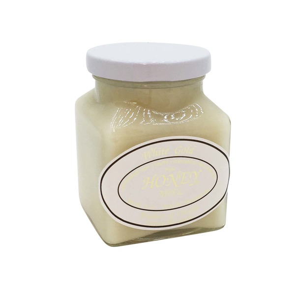 White Gold Raw Honey