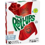 Betty Crocker Fruit Snacks, Fruit Roll-Ups, Strawberry Sensation, 10 Rolls, 0.5 oz Each, 10.0 CT