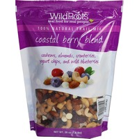 WildRoots Coastal Berry Blend 100% Natural Trail Mix
