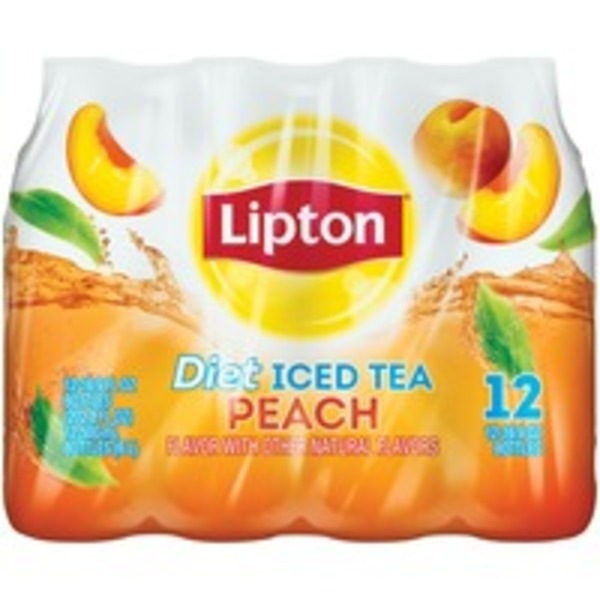 Lipton Diet Peach Iced Tea