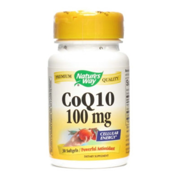 Nature's Way CoQ10 100 Mg