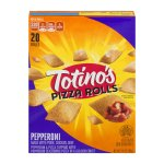 Totino's Pizza Rolls Pepperoni - 20 CT