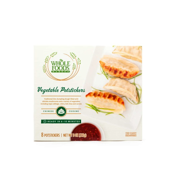 Whole Foods Market Vegetable Potstickers
