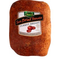 Jennie-O Turkey Smoked Sun Dried Tomato Turkey Breast, Deli Sliced