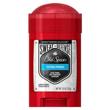 Old Spice Hardest Working Collection Sweat Defense Anti-Perspirant & Deodorant Extra Fresh 2.6 oz