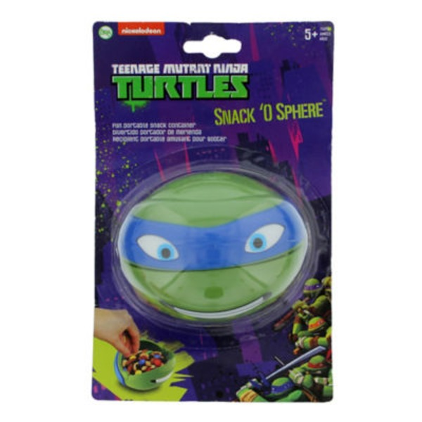 Evri Teenage Mutant Turtles Snack O Sphere