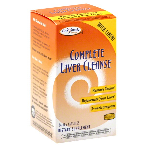 Enzymatic Therapy Complete Liver Cleanse