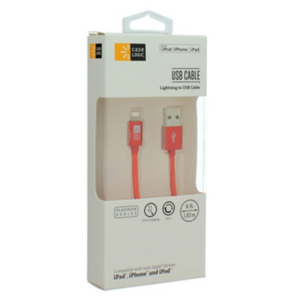 Case Logic Lightning USB Cable