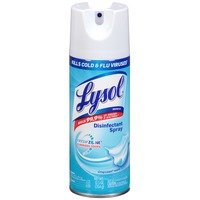 Lysol Crisp Linen Scent Disinfectant Spray