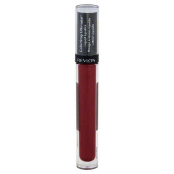 Revlon Liquid Lipstick Brilliant Bordeaux 040